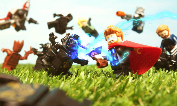 Best LEGO Avengers Infinity War Sets Reviews