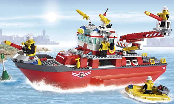 Best LEGO Boat Sets Reviews