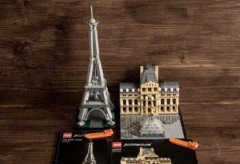 Best LEGO Eiffel Tower Sets