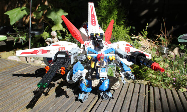 Best LEGO Exo-Force Sets Reviews
