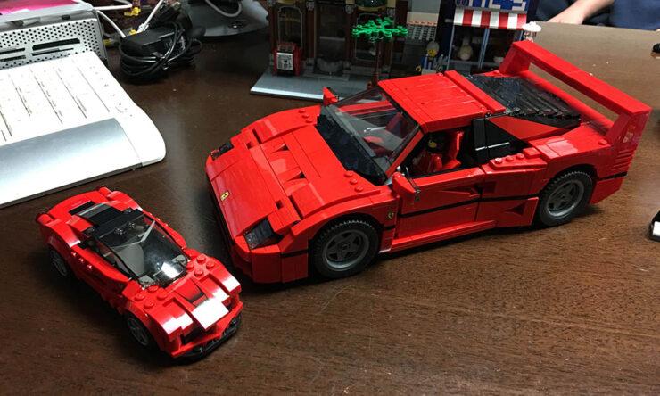 Best LEGO Ferrari Sets Reviews
