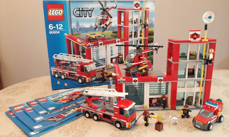 Best LEGO Fire Station Sets Reviews