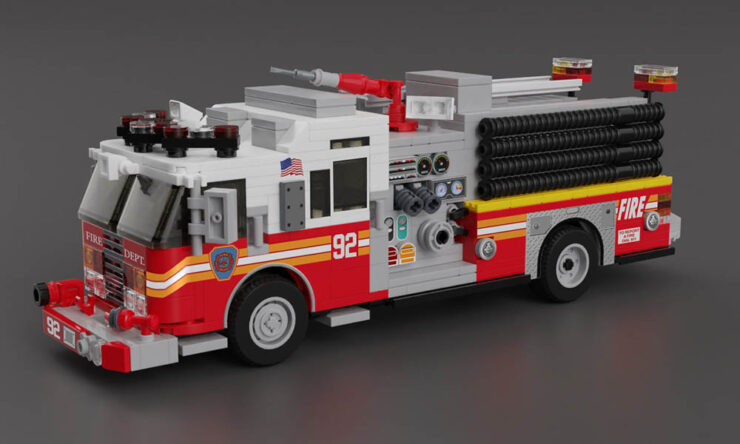Best LEGO Fire Truck Sets Reviews