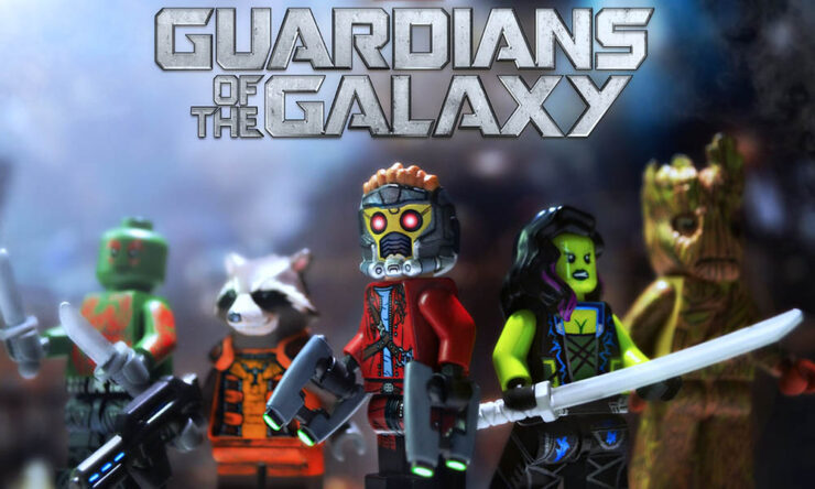 Best LEGO Guardians of the Galaxy Sets Reviews