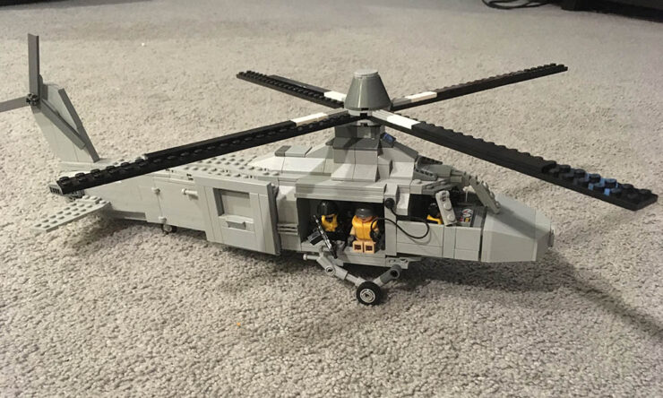 Best LEGO Helicopter Sets Reviews
