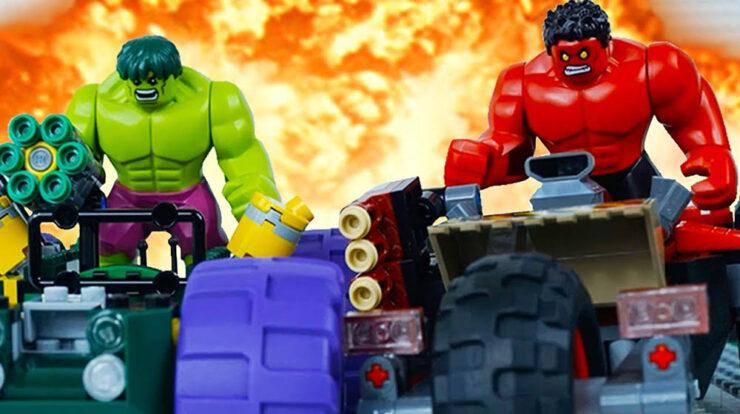 Best LEGO Hulk Sets Reviews