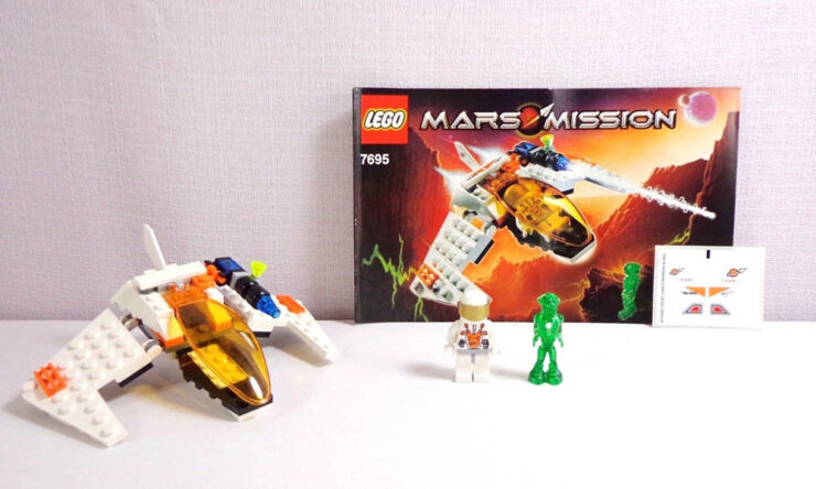 Best LEGO Mars Mission Sets Reviews