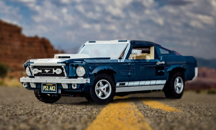 Best LEGO Mustang Sets Reviews