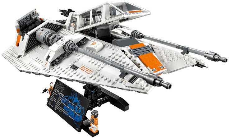 Best LEGO Snowspeeder Sets Reviews