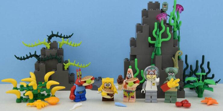 Best LEGO Spongebob SquarePants Sets Reviews