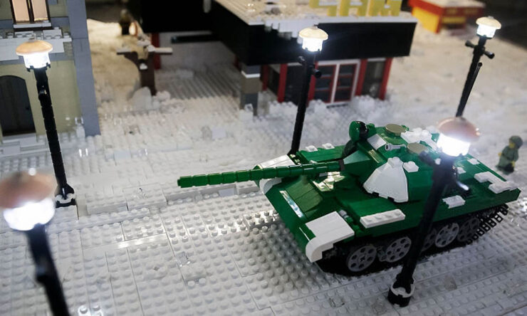 Best LEGO Tank Sets Reviews
