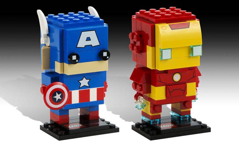 Best Lego Brickheadz Reviews