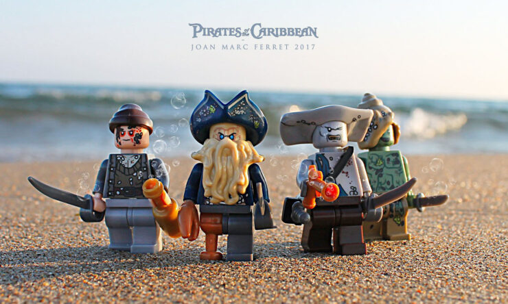 Best Lego Pirates of the Caribbean Reviews