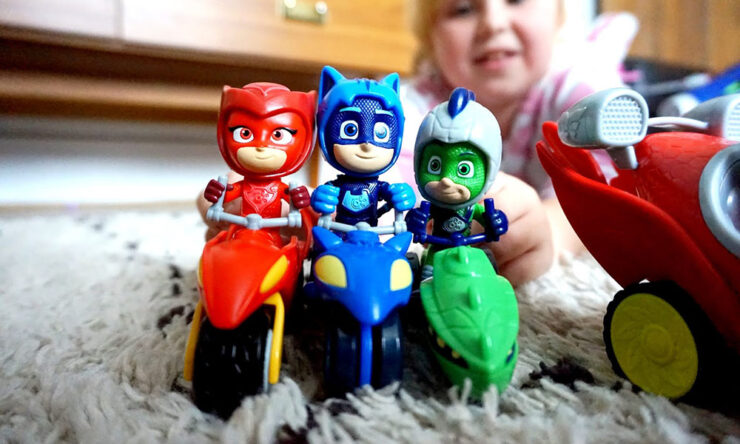 Best PJ Masks Toys For Kids