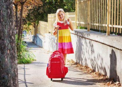 Best Rolling Backpack for Kids