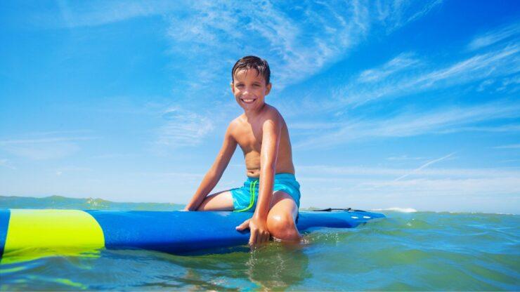 Best Surfboard for Kids
