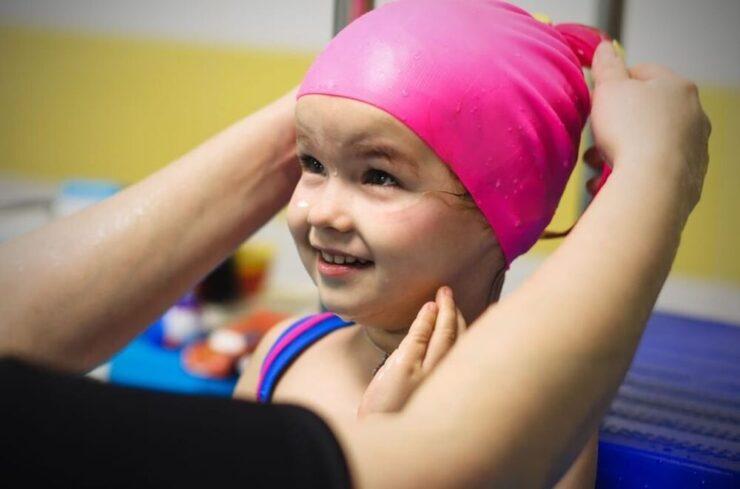swim cap for kids