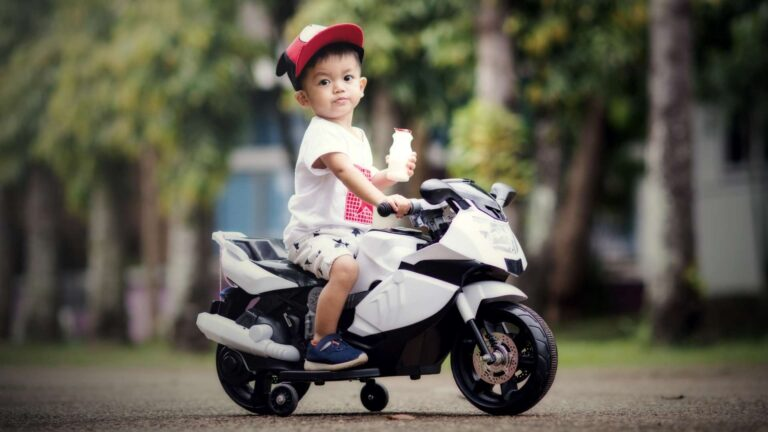 Best Kids Motorcycle
