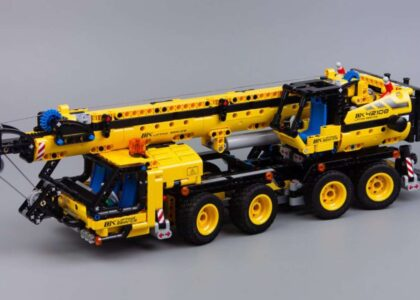 Best LEGO Crane Sets