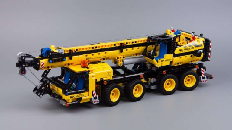 Best LEGO Crane Sets
