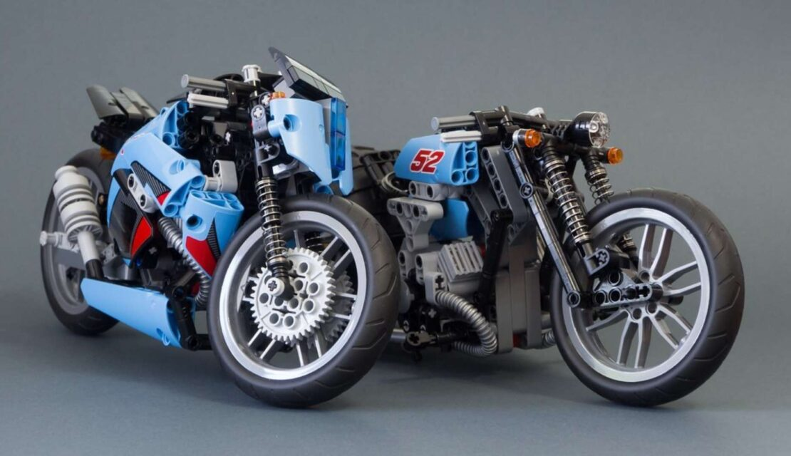 Best LEGO Motorcycle Sets