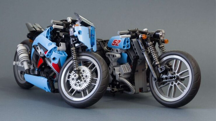 Best LEGO Motorcycle Sets