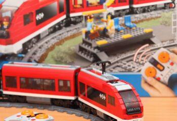 Best LEGO Train Sets