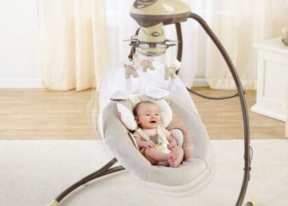 Best Fisher-Price Baby Swings