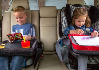 Best Kids Travel Trays