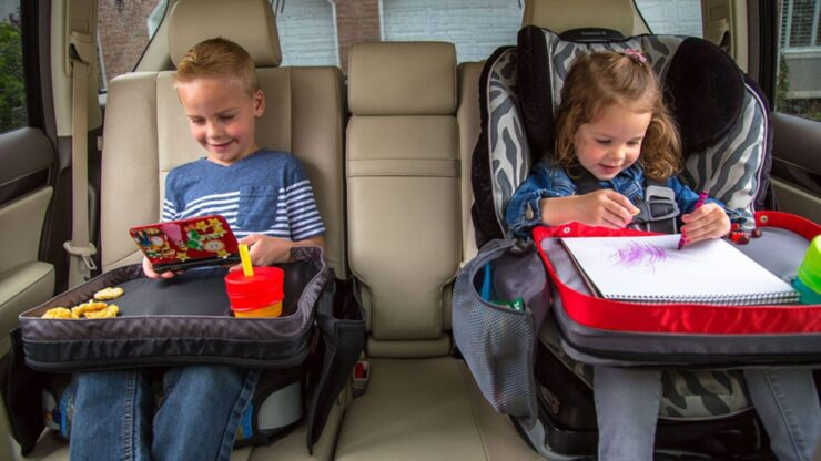 Best Kids Travel Trays