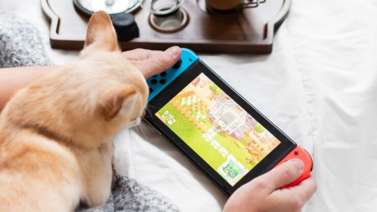 Best Switch Games for Young Kids
