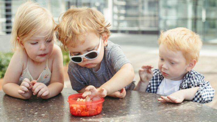Best Travel Snacks for Kids