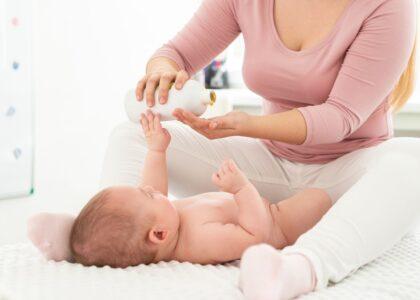 Best Massage Oil for Babies
