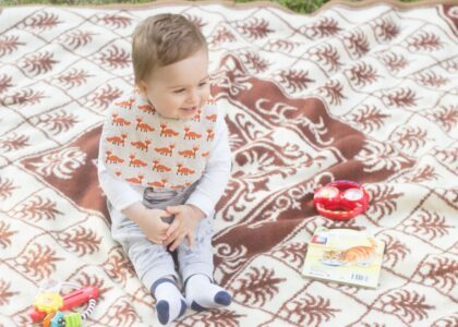 Best Baby Bibs for Drooling
