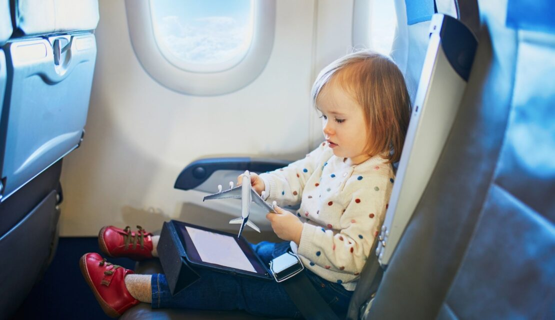 Best Airplane Toys When Traveling for Toddlers