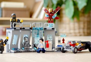 Best Lego Iron Man Toys for Toddlers