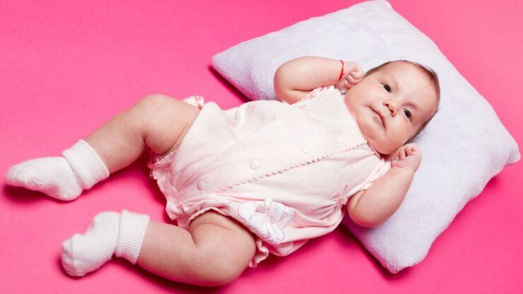 Best Flat Head Pillows for Babies
