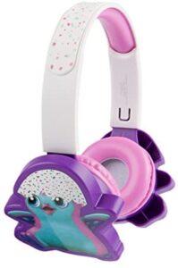 Hatchanimals over the ear headphones