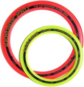 Aerobie Pro Ring and Sprint Ring Set