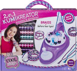 Cool Maker, 2-in-1 KumiKreator