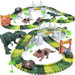 Dinosaur Toys,Create A Dinosaur World Road Race