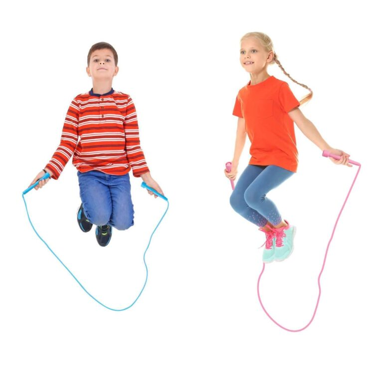 How Long Should a Jump Rope Be For a Child