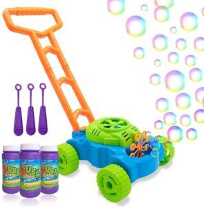 Kids Bubble Blower Machine Lawn Games