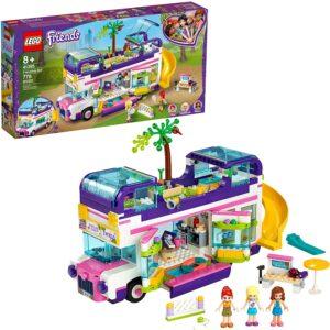 LEGO Friends Friendship Bus 41395 Heartlake City Toy Playset Building Kit