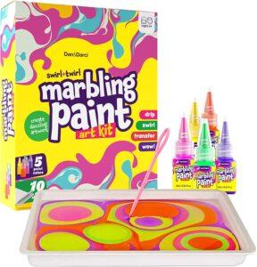 Marble Painting Kit by Dan&Darci