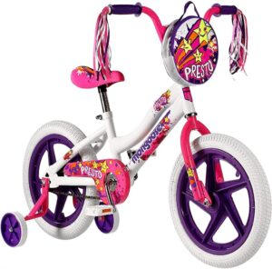 Mongoose Girls Presto Bike