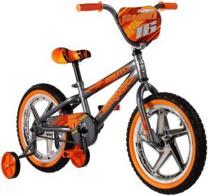 Mongoose Skid Boy's Freestyle BMX Bike