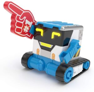 Really RAD Robots MiBRO - Interactive Remote Control Robot with Accessories