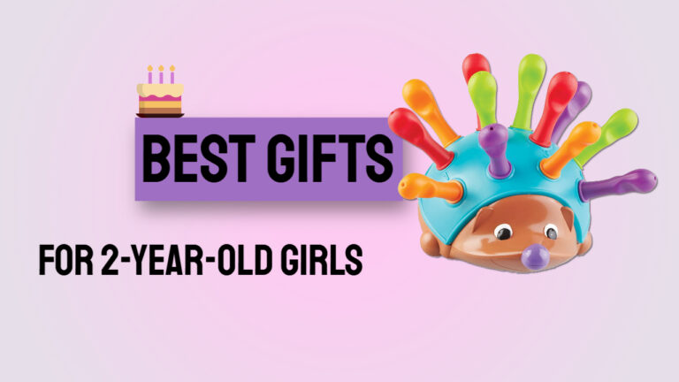 9 Best Toys And Gift Ideas For 2-Year-Old Girls 2021 - Top Picks 2
