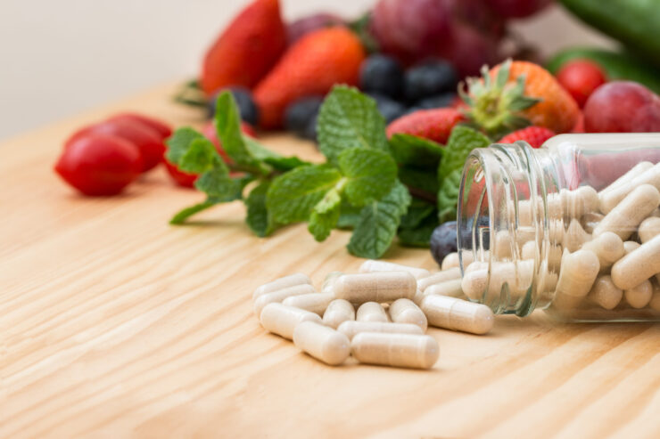 Best Vitamins for a Teenage Girl